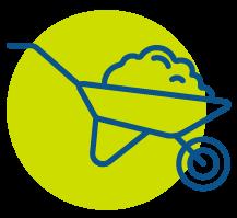 Wheelbarrow Graphic